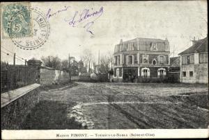 Ak Toussus le Noble Yvelines, Maison Pimont
