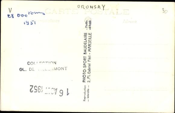 Ak Steamer Oronsay, Dampfschiff, Orient Line 1