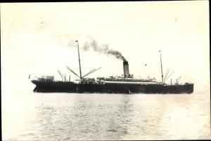 Ak Steamer Canopic, Dampfschiff, White Star Line