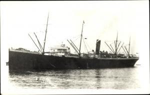 Ak Steamer Runic, Dampfschiff, White Star Line