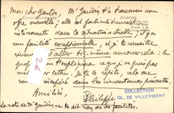 Ak CGT Dampfer Ile de France 1