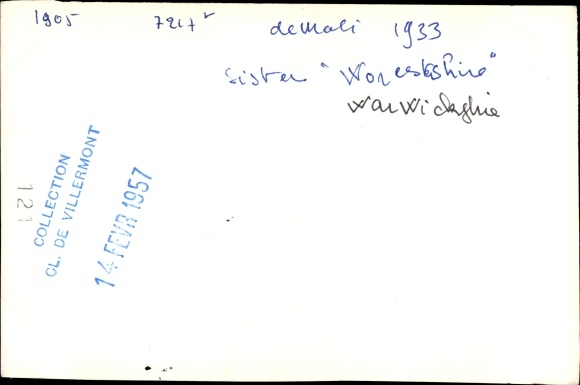 Ak Dampfer SS Herefordshire, Bibby Line 1