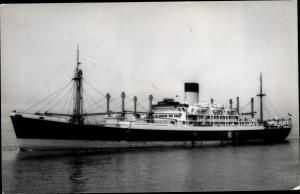 Ak Dampfer Ixion, Blue Funnel Line