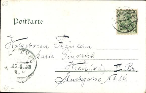 Ak Gießen an der Lahn Hessen, Kriegerdenkmal 1