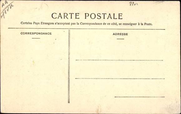 Ak Commercy Lothringen Meuse, Le Chateau de la Forge 1