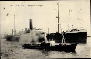 Le Havre Seine Maritime, Le Paquebot Niagara