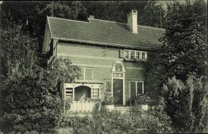 Ak Hösel Ratingen Nordrhein Westfalen, Haus von Bochmann