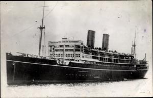 Foto Ak Steamer Viceroy of India, Dampfschiff, P&O