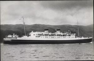 Foto Ak Steamer, Dampfschiff, Union Line