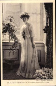 Ak Marie Gabriele in Bayern, Frau von Kronprinz Rupprecht von Bayern