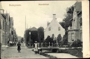 Ak Bodegraven Südholland, Noordstraat