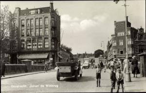 Ak Dordrecht Südholland Niederlande, Johann de Wittbrug, Hotel