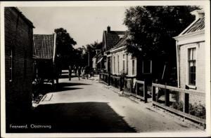 Ak Feerwerd Groningen Niederlande, Oosterweg