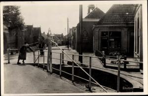 Ak Enumatil Groningen Niederlande, Ortspartie