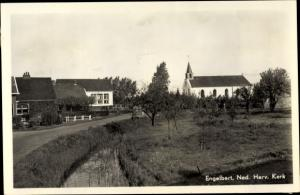 Ak Engelbert Groningen Niederlande, Ned Herv Kerk