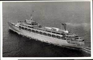 Ak Steamer, Dampfschiff