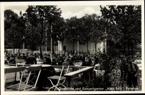Ak Potsdam in Brandenburg, Gaststätte und Konzertgarten Alter Fritz