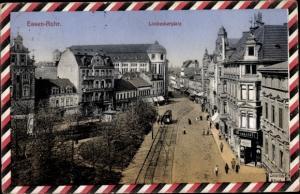 Ak Essen im Ruhrgebiet, Limbeckerplatz