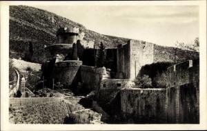 Ak Ragusa Dubrovnik Kroatien, Kloster Außenansicht