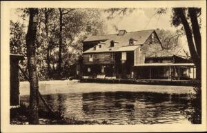 Ak Selles Saint Denis Loir et Cher, Mühle