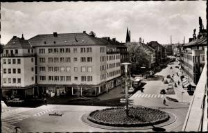 Ak Rheydt Mönchengladbach im Ruhrgebiet, Weiler Eck, Stresemannstraße