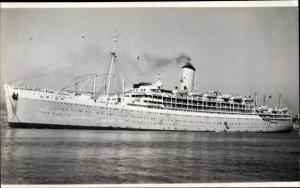 Ak Steamer Orion, Dampfschiff, P&O