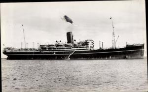 Ak Steamer Mongolia, Dampfschiff, P&O