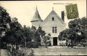 Ak Écuillé Maine et Loire, Le Doyenne
