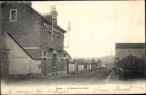 Ak Epone Yvelines, Le Bureau de Poste