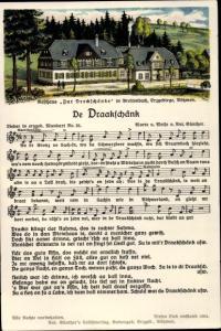 Lied Ak Günther, Anton, Erzgebirgische Mundart 25, De Draakschänk