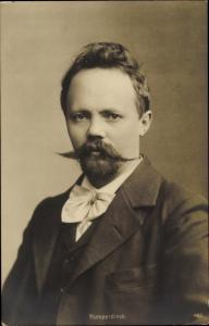 Ak Komponist Engelbert Humperdinck