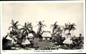 Ak Fidschi, A model Fijian Village