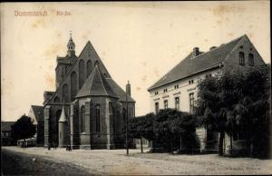 Ak Dommitzsch Elbe Nordsachsen Sachsen, Kirche