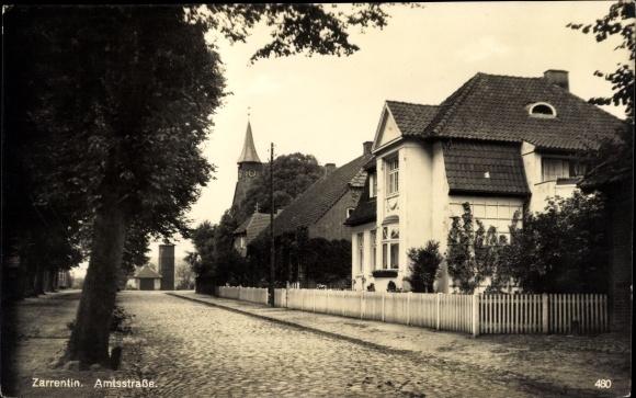 Ak Zarrentin am Schaalsee, Amtsstraße 0