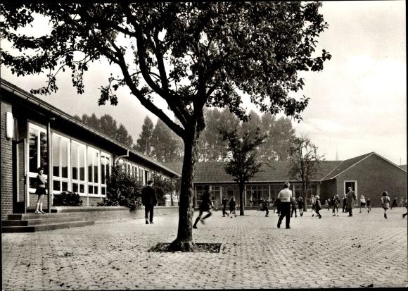 Ak Ottenstein Ahaus in Nordrhein Westfalen, Schule 0