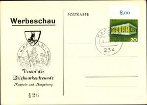 Ak Kappeln an der Schlei, Verein der Briefmarkenfreunde, Werbeschau 1969