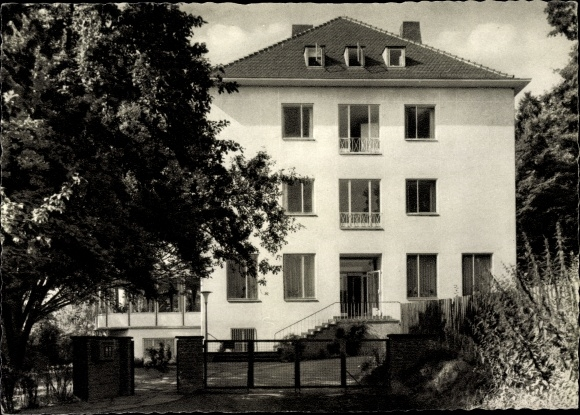Ak Bad Hersfeld Hessen, Wigbertshöhe 0