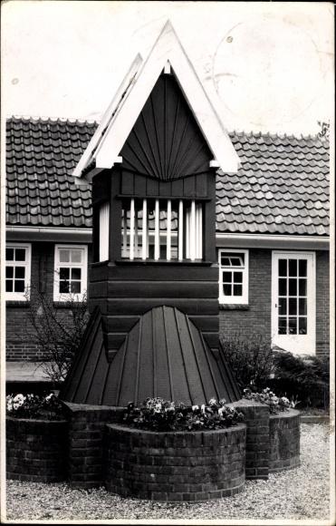 Ak Lunteren Ede Gelderland, Kamphuis De Scheleberg 0