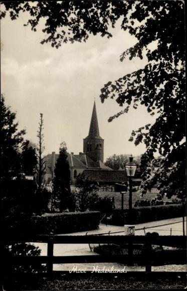 Ak Lunteren Ede Gelderland, Kerk 0
