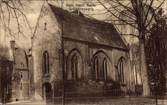 Ak 's Heerenberg Montferland Gelderland Niederlande, Ned. Herv. Kerk 0