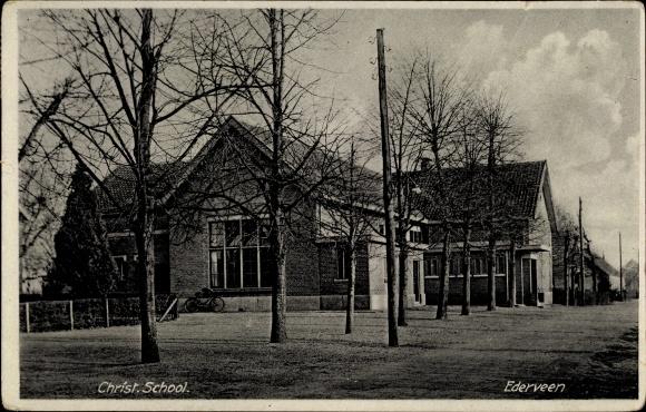Ak Ederveen Gelderland, Christ. School 0