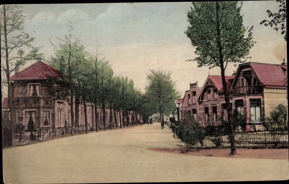 Ak Winterswijk Gelderland Niederlande, Straßenpartie 0
