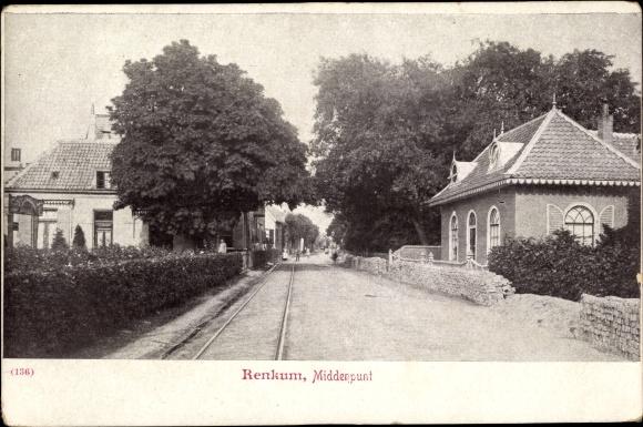 Ak Renkum Gelderland, Middenpunt 0