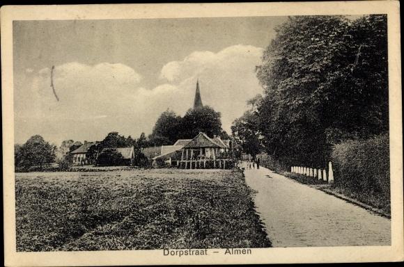 Ak Almen Gelderland, Dorpstraat 0