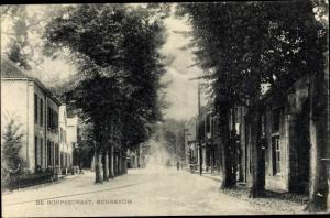 Ak Bennekom Gelderland, De Dorpsstraat