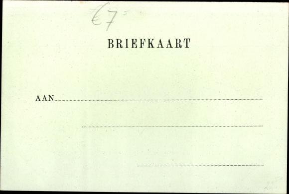 Ak Brummen Gelderland Niederlande, Zutfensche weg en tol 1