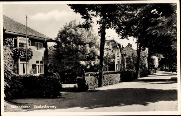 Ak Steenderen Bronckhorst Gelderland, Baakscheweg 0
