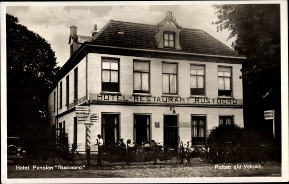 Ak Putten Gelderland, Hotel Pension Rustoord 0