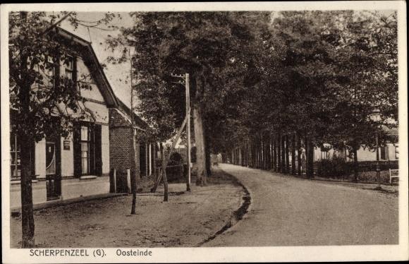 Ak Scherpenzeel Gelderland, Oosteinde 0