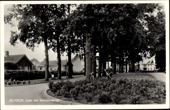 Ak Silvolde Gelderland, Laan van Schuijlenburgh 0